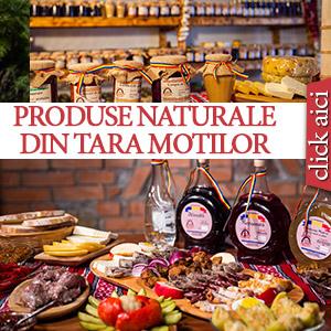 Produse traditionale din Tara Motului vezi aici