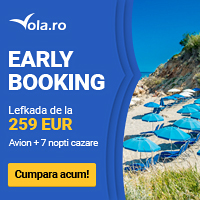Early booking Lefkada 2017 pe vola.ro