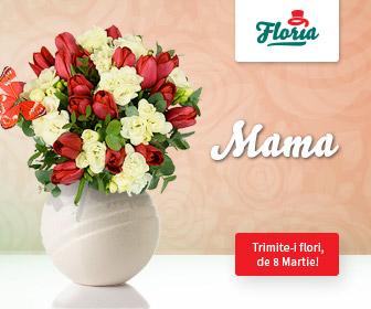 Vezi toate buchetele de flori pe www.floria.ro