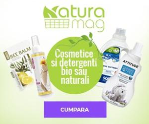 Cosmetice si detergenti bio sau naturali cumpara aici