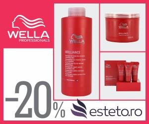 Wella Professionals -sampoan, balsam, tratamente pentru par -20% reducere