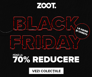 Black Friday ZOOT - Zoot.ro